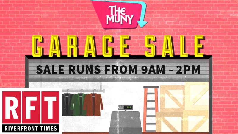 Riverfront Times Garage Sale