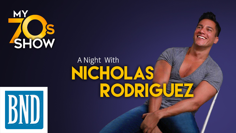 Night with Nick Rodriguez