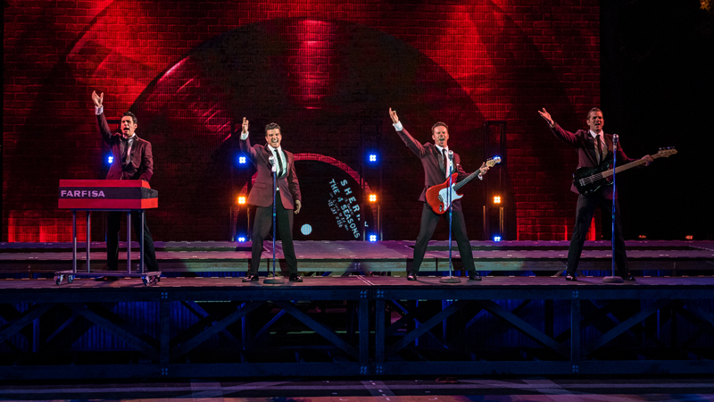 Jersey Boys performance