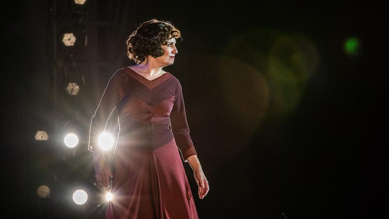 Gypsy backstage image