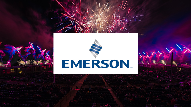 Emerson's gift to Muny's second century campaign will support major capital improvements