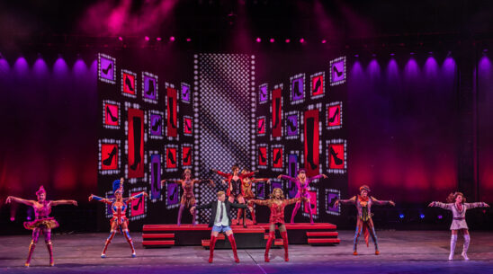 Kinky Boots Flo Valley