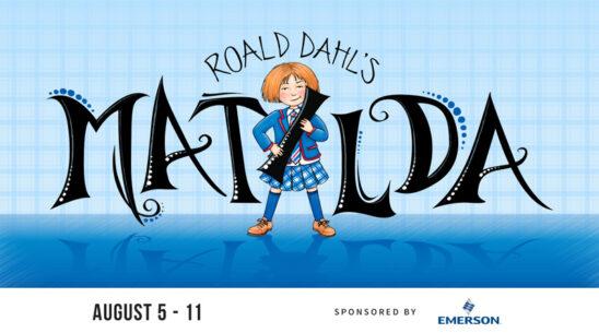 Matilda Logo Sponsor