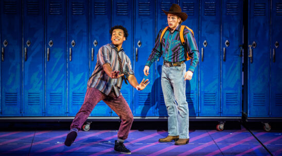 Footloose Production Review