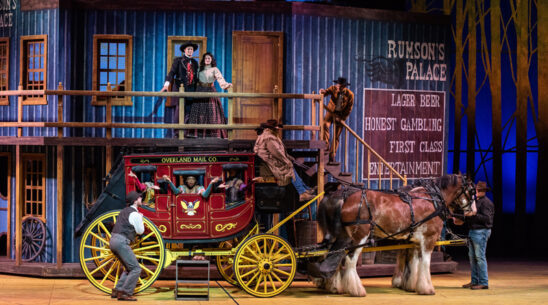 Paint Your Wagon Review