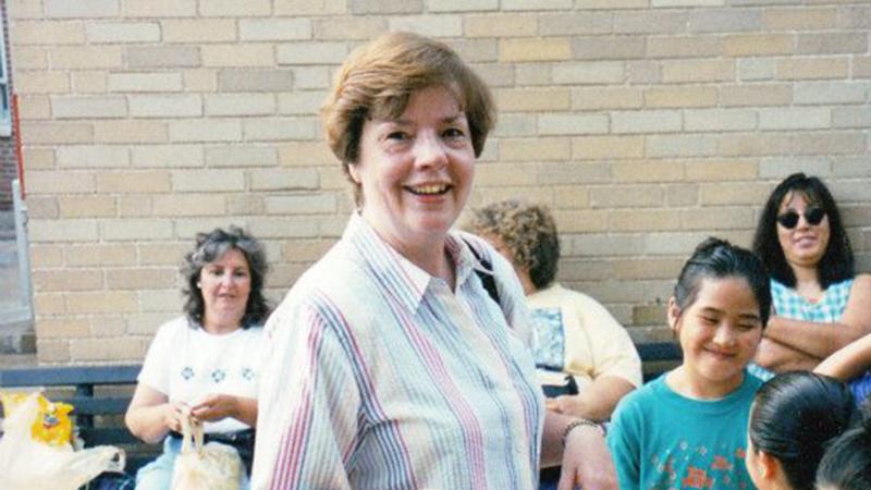 Nancy Sherwin Announcement