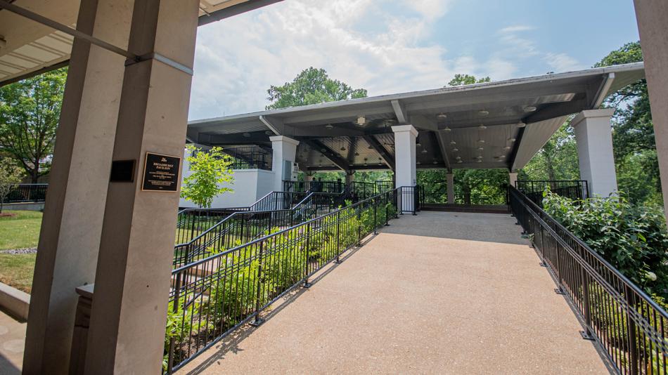 Broadhurst Pavilion